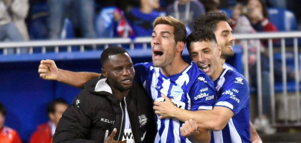 El Alavés arrancará la Liga ante el Levante en Mendizorroza