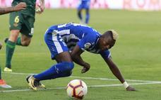 El Alavés ultima la salida de Twumasi con una cesión a la Liga turca