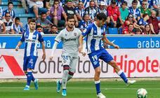 El Alavés - Levante de LaLiga Santander 2019 - 2020, en imágenes