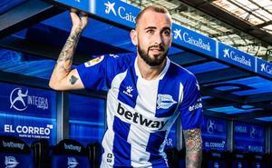 Aleix Vidal: «Quiero que el Alavés sea algo más que un puente en mi carrera»
