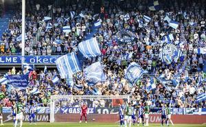 14.567 aficionados en las gradas de Mendizorroza para ver en directo el Alavés - Espanyol