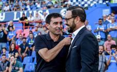 Bordalás: «El árbitro ha demorado los saques para que el Alavés se colocara bien»