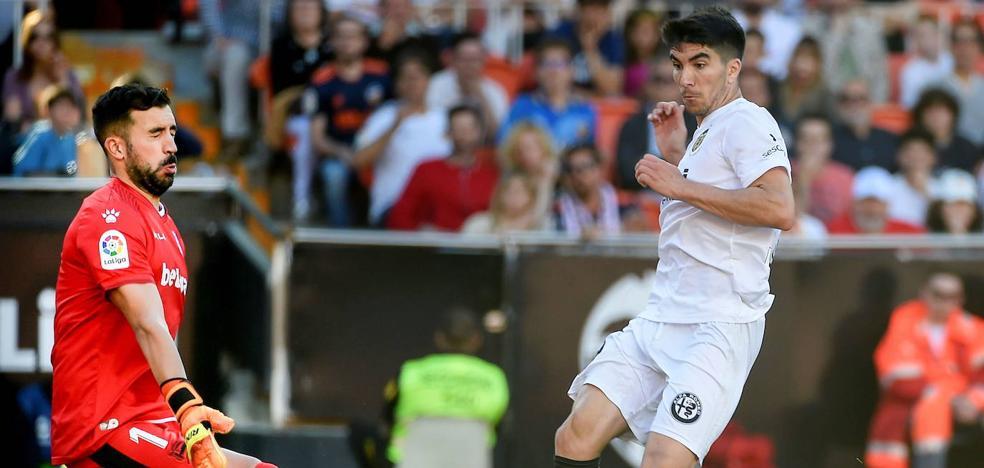 El Alavés ya conoce el horario de su partido en Mestalla