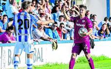 Continuidad para Borja Sainz en el Alavés
