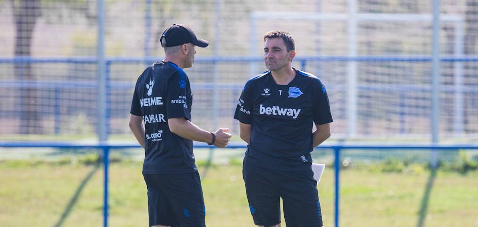 Asier Garitano: «San Mamés es un reto para cualquier equipo»