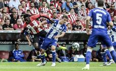 Athletic-Alavés, en imágenes