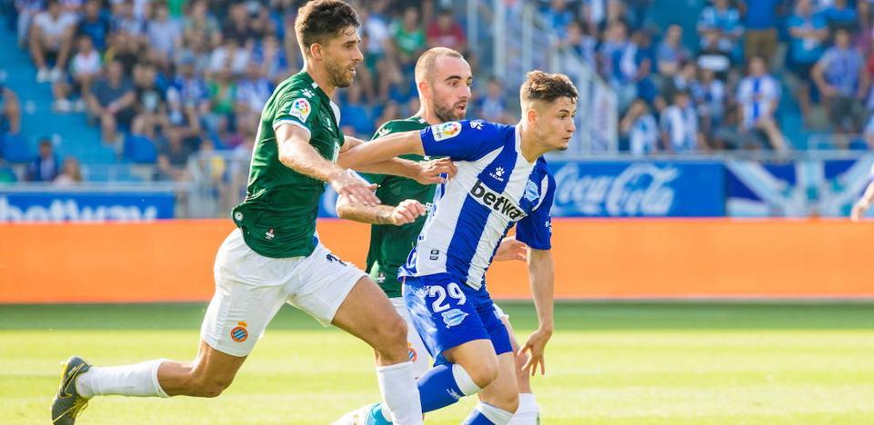Borja Sainz, convocado por la selección española sub'19