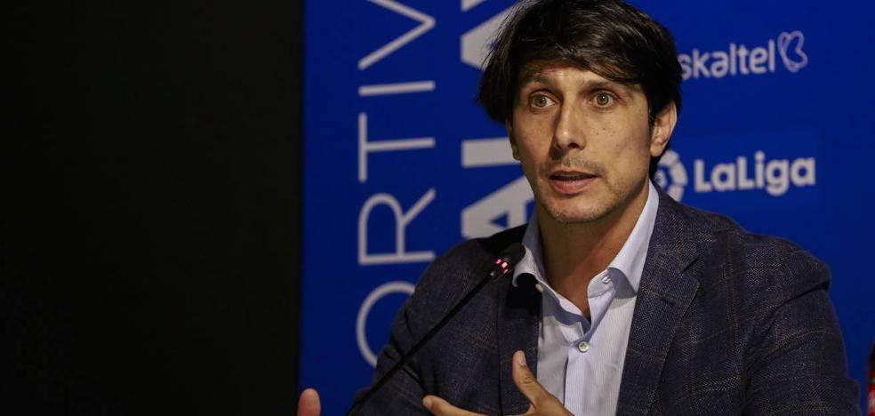 Competición sanciona las protestas de Sergio Fernández en el partido ante el Valencia