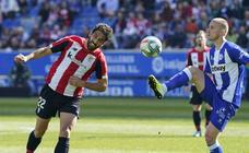 Las mejores imágenes del derbi. Las fotos del Alavés - Athletic