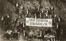 Antes de la S. D. Eibar