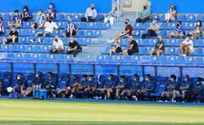 La Liga apela a los tribunales para que el aforo de los campos en Euskadi suba al 60%