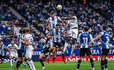 El uno a uno del Espanyol-Alavés