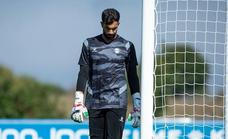 Pacheco apurará las opciones de jugar el miércoles ante el Espanyol
