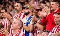 El Athletic pone a la venta 7.154 entradas para el derbi