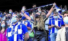 El Gobierno vasco se desmarca de la decisión de Sanidad y mantiene el aforo del fútbol en el 60%