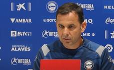 Calleja: «Tenemos que tener paciencia, madurar el partido y manejar el tiempo como hicimos el otro día»