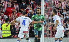El uno a uno del Athletic-Alavés: el mejor, Pacheco