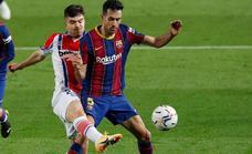 El Alavés se medirá al Barcelona en el Camp Nou el sábado 30 a las 21 horas