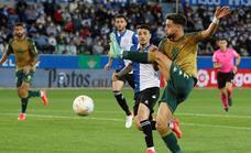Las mejores imágenes del Alavés - Betis