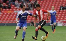 El Athletic renueva a Iñigo Córdoba y cede a Iriondo