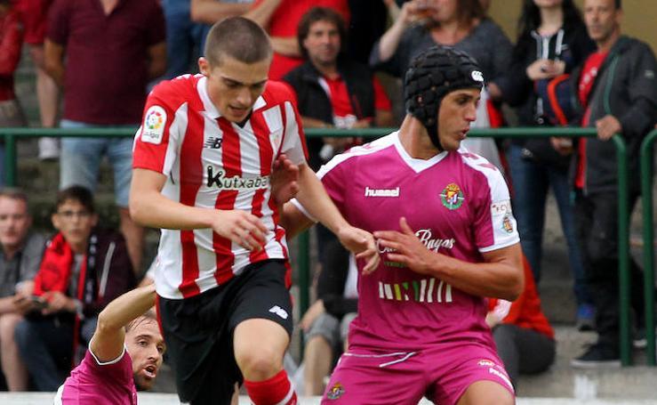Athletic y Valladolid se ponen en forma en Sestao