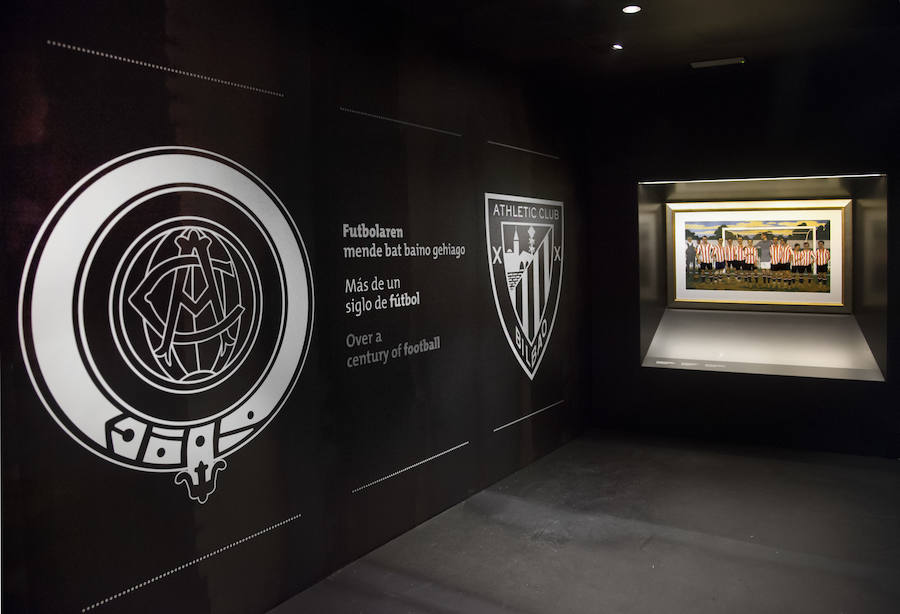 El Museo del Athletic, por dentro