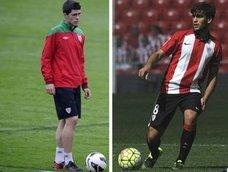 El Athletic inscribe a dos jugadores del filial en la Lista A de la Liga Europa