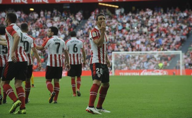 150 goles de Aduriz con el Athletic  af0f3633325cd