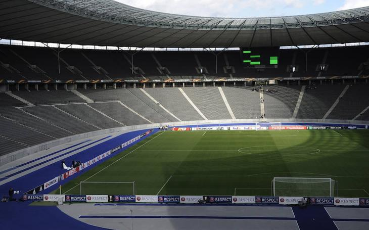 Fotos del Olympiastadiom, estadio del Hertha Berlin