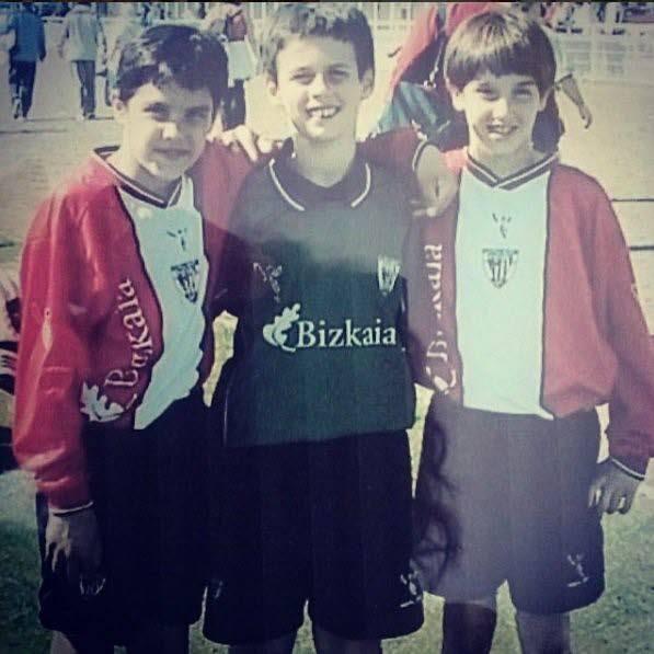 La trayectoria de Kepa Arrizabalaga en el Athletic, en imágenes