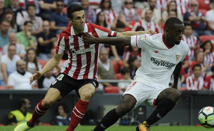 Athletic-Sevilla, en imágenes
