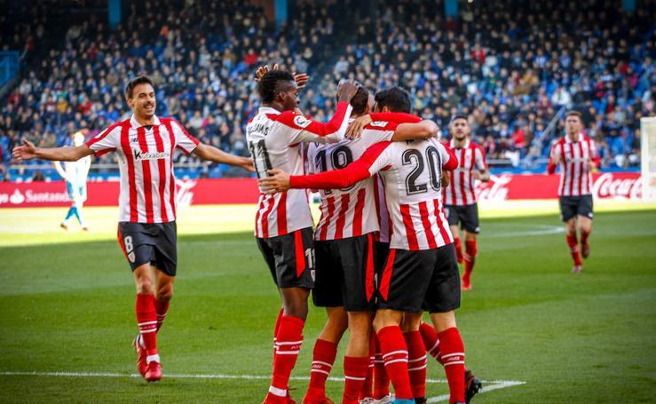 Deportivo - Athletic, en imágenes