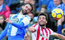 Athletic, con la pelota y sin ella