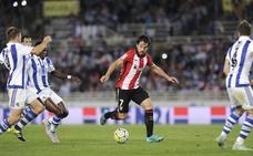 Beñat regresa a la lista del Athletic para el derbi
