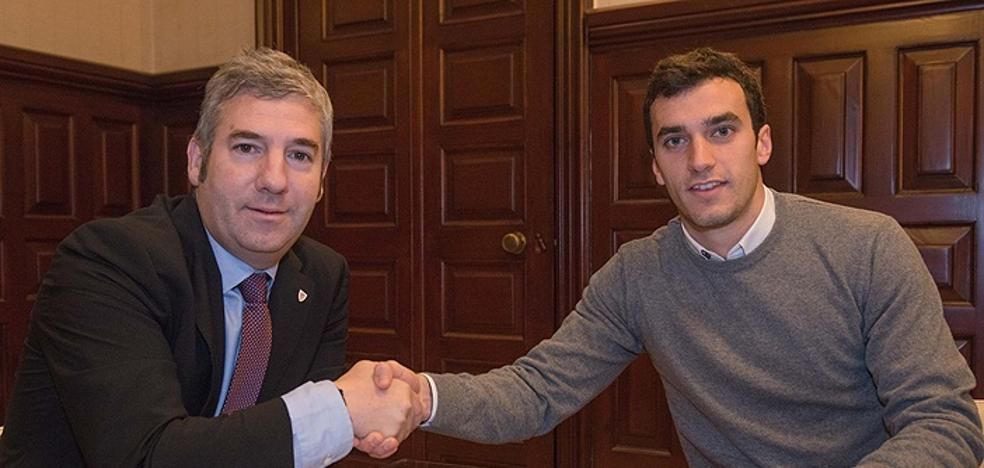 El Athletic renueva a Lekue hasta 2023