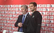 En directo: el Athletic presenta a Iñigo Martínez como rojiblanco