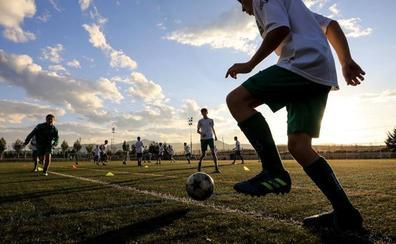 Clubes convenidos de la Real intentan captar a niños riojanos que el Athletic echó
