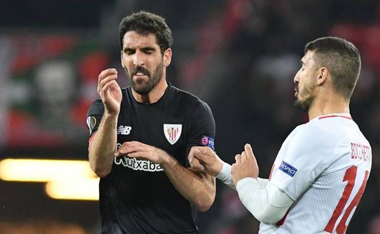 Las mejores imágenes del Athletic - Spartak de la Europa League 2018