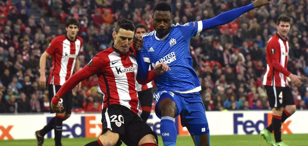 El Athletic vuelve a cruzarse con el Olympique de Marsella dos años después