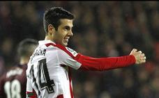 Susaeta igualará a Urrutia si juega mañana su partido 348 con el Athletic