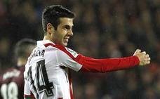 Susaeta iguala a Urrutia como undécimo jugador con más partidos de Liga