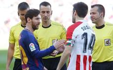 Susaeta, 350 partidos en Liga