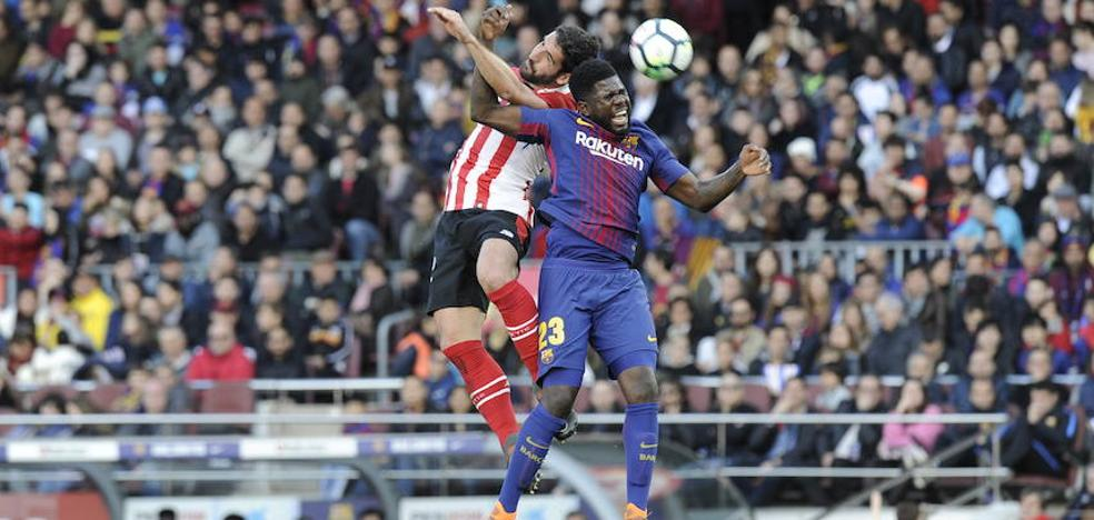 Barcelona - Athletic: mister hyde
