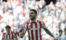 Unai Núñez: «Mi primer gol no ha servido para quedarnos con los tres puntos»