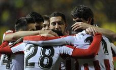 Sigue en directo el partido Villarreal - Athletic de la Liga 2018