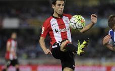 Susaeta iguala a Orue como sexto jugador con más partidos en el Athletic