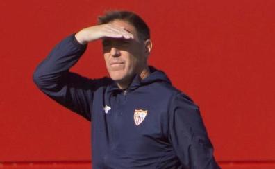 El Athletic se citó con Berizzo en Bilbao un día antes de despedir a Ziganda