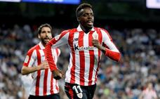 Williams, el 'iron man' del Athletic: 80 partidos seguidos
