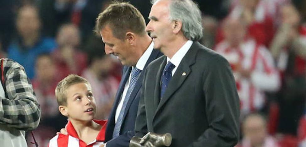 El Real Madrid ficha a un infantil del Danok al que el Athletic dio la baja