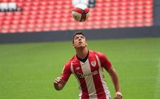 «Era un sueño volver al Athletic», dice Ander Capa en su presentación